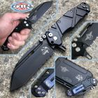 WanderTactical Wander Tactical - Hurricane Folder knife Gen.III - Lagunari - Black PVD - Limited Edition