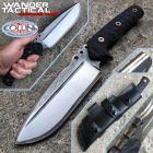 WanderTactical Wander Tactical - Uro knife - SanMai V-Toku2 & Black Micarta - special custom
