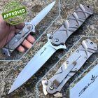 Brian Tighe and Friends Brian Tighe - Die Dagger knife - COLLEZIONE PRIVATA - coltello custom
