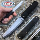 Simone Tonolli Simone Tonolli - Slip joint Folder knife - VG10 SanMai Martellato - G10 Black - Coltello Artigianale