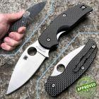 Spyderco Spyderco - Sage 1 Knife - Carbon Fiber - C123CFP - coltello