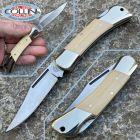 No Brand Carl Schlieper - Poket knife - micarta - vintage anni 90' - coltello