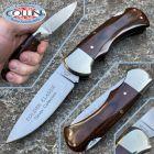 No Brand Carl Schlieper - Folder Classic Silver Collection knife - legno - vintage anni 90' - coltello