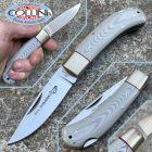 No Brand Carl Schlieper - Folder Classic knife - micarta - vintage anni 90' - coltello