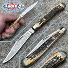 Boker Boker - Tree Brand Classic Pocket Knife 4093 Slimline Trapper - coltello vintage