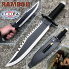 Master Cutlery Hollywood Collectibles Group - coltello Rambo II - First Blood Part 2 - Coltello
