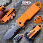 Fox Fox - FKMD - E.R.T. Rescue Orange - FX-213 SS coltello