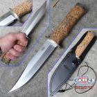 Fallkniven Fallkniven - SK6 Krut Betulla - fodero in cuoio - coltello