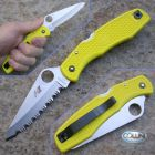 Viper Spyderco - Pacific Salt Yellow - C91SYL - coltello