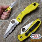 Spyderco Spyderco - Salt 2 Yellow - C88SYL2 - coltello