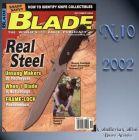 Blade Magazine Rivista - Blade - Ottobre 2002 - °RC