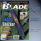 Blade Magazine Rivista - Blade - Novembre 2002 - °RC