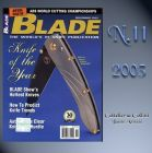 Blade Magazine Rivista - Blade - Novembre 2003 - - rivista coltelli americana