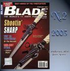 Blade Magazine Rivista - Blade - Febbraio 2003 - °RC