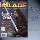 Blade Magazine Rivista - Blade - Marzo 2003 - °RC
