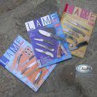 """Lame D'autore Pacchetto 3 riviste """"Lame D'Autore"""" 2008"""