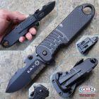 Fox Fox - FKMD - E.R.T. Rescue Black - FX-213 TS coltello