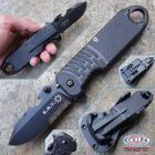 Firefox Battery Fox - FKMD - E.R.T. Rescue Black - FX-213 TS coltello