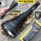 Nitecore Nitecore - MH40GTR - Ricaricabile - 1200 lumens e 1004 metri - Torcia Led