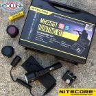 Nitecore Nitecore - MH25GT Hunting Kit - Ricaricabile USB - 1000 lumens e 452 metri - Torcia Led