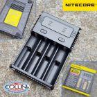 Nitecore Nitecore - I4 - Caricabatterie Universale - per Ni-MH, Li-ion e IMR - AA, AAA, 14500, 18650, 21700, 26650 ed RCR123A