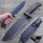 Lion Steel Lionsteel - M7 TiNi - Black Canvas Micarta - M7MB - coltello