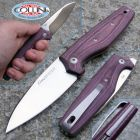 Viper Viper - Dan2 by Tommaso Rumici - Canvas Burgundy - V5930CBR - knife