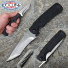 Hikari Japan Hikari Japan - Higo Folder Black knife - HK105 SD2 - coltello
