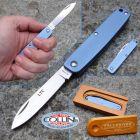 Fallkniven Fallkniven - LTCsb - Alluminio Azzurro - Coltello