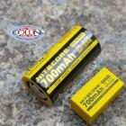 Nitecore Nitecore - NI18350A Flat Top - IMR 3.7V - 7A - 700mAh - Batteria Ricaricabile