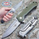 Maserin Maserin - Police - Green G10 - Design by Nicolai Lilin - 680/G10V - coltello