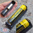 Nitecore Nitecore - F1 - Caricabatterie Universale e Power Bank - per Li-ion e IMR 14500, 18650, 26650 ed RCR123A