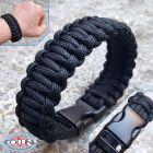 Boker Boker - Cobra Paracord Bracelet - Black - Bracciale