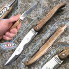 Laguiole en Aubrac Laguiole En Aubrac - Legno di Frassino con lama in SanMai - coltello
