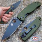 Spyderco Spyderco - Tenacious - Green Black - C122GPBGR - coltello