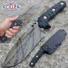 WanderTactical Wander Tactical - Uro - Black Blood e Black Micarta - coltello custom