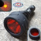 Nitecore Nitecore - NFR50 - Filtro Rosso da 50mm per NEW P30 ed MT42 - Accessori Torce Led