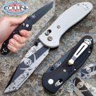 Benchmade Benchmade - Pardue Griptilian - Custom Tanto Pirates - CU553-BK-S30V - coltello
