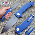 Stedemon Knife Co. Stedemon Knife Co. - ZKC D01 Blue Flipper - STEZKC01SW - Coltello