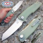 Stedemon Knife Co. Stedemon Knife Co. - ZKC C02 Jade Tanto Flipper - STEZKCC029 - Coltello