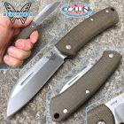 Benchmade Benchmade - 319 Proper Slipjoint - Green Micarta - coltello