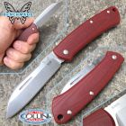 Benchmade Benchmade - 319-1 Proper Slipjoint - Red G10 - coltello