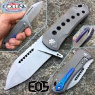 EOS EOS Elite Outfitting Solutions - Orca S - Grey Titanium - coltello