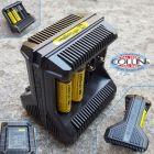 Nitecore Nitecore - Intellicharger i8 EU - Caricabatterie Universale - per RCR123A, 18650, 14500, C, AA, AAA