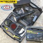 Nitecore Nitecore - MH40GT Hunting Kit - Ricaricabile USB - 1000 lumens e 803 metri - Torcia Led