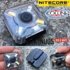 Nitecore Nitecore - NU05 - Headlamp Mate - ultra compatta e ricaricabile USB - 35 lumens - Torcia Led