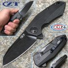 Zero Tolerance Zero Tolerance - Blackwash Sinkevich Flipper Titanium - Sprint Run - ZT0456BW - coltello