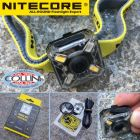 Nitecore Nitecore - NU05 Kit - Headlamp Mate - ultra compatta e ricaricabile USB - 35 lumens - Torcia Led