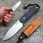 Lion Steel Lionsteel - M1 - G10 Nero - M1GBK - coltello