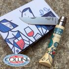 Opinel Opinel - Edition France by Ale Giorgini 002154 - n.8 inox - coltello